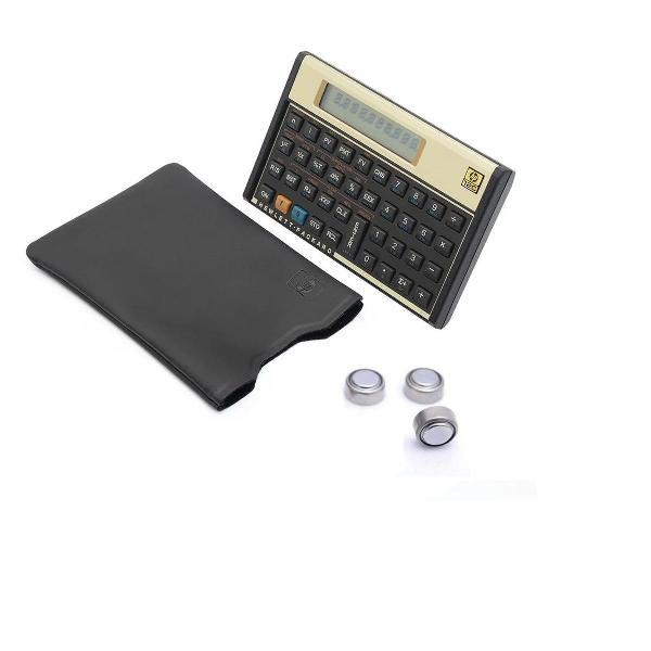 baterias modelo lr44 para calculadora hp12c kit com 3