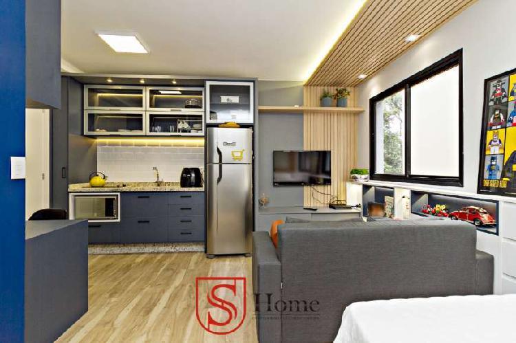 Apartamento 1 quarto para aluguel Mercês Curitiba PR