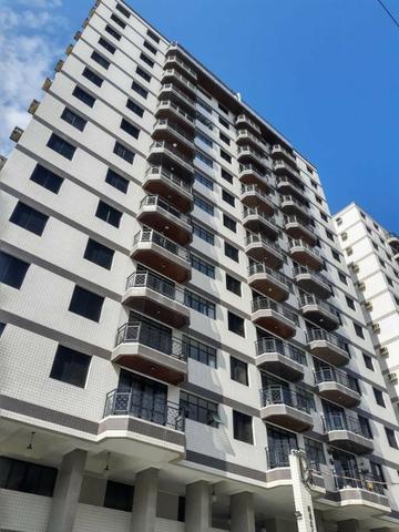 Apartamento 2 dorm mobiliado com vista para o MAR no bairro
