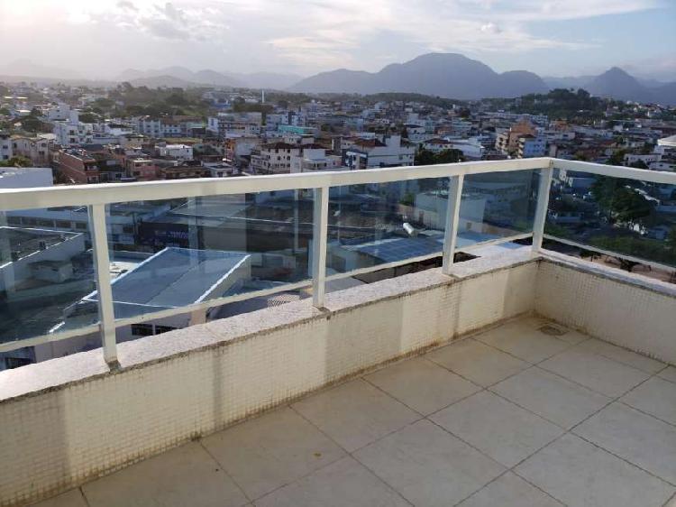 Apartamento 2 quartos na quadra do mar na Prainha, em