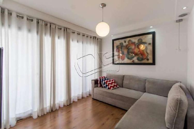 Apartamento Pompéia 3 dormitórios 1 suíte 2 vagas 80 m²