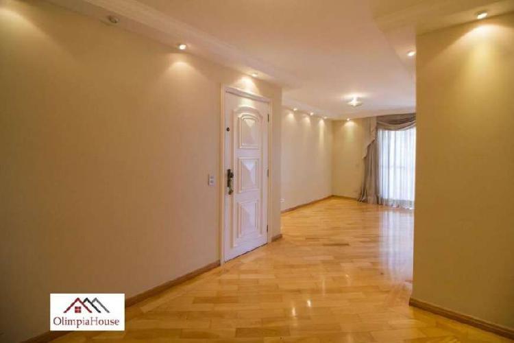 Apartamento para locação com 90m² - Jardim Paulista, SP
