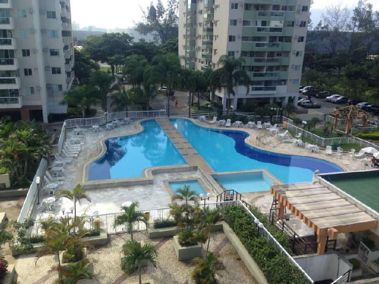Apartamento para venda com 3 quartos na Barra da Tijuca -