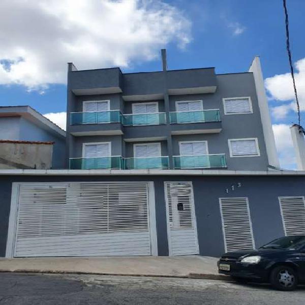 Apartamento sem condomínio para venda em Santo André