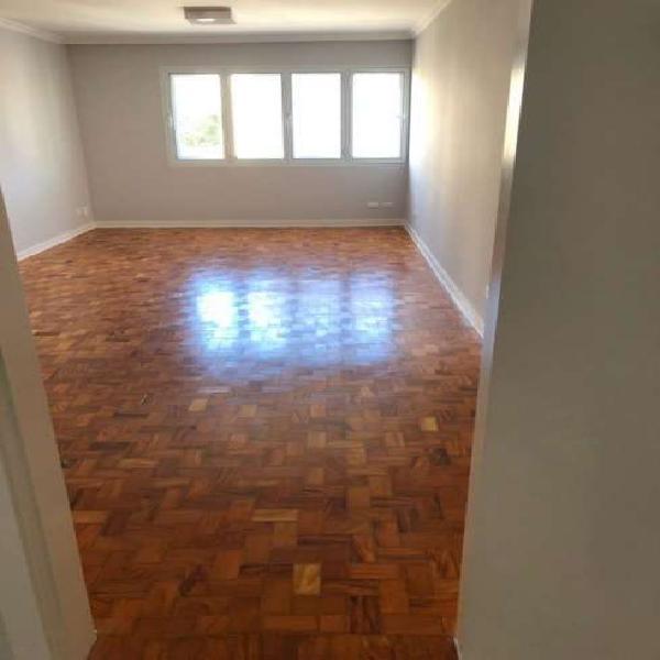 Apartamento à venda com 134m² - Pompéia, SP.