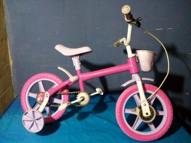 Bicicleta Infantil aro 12 feminina