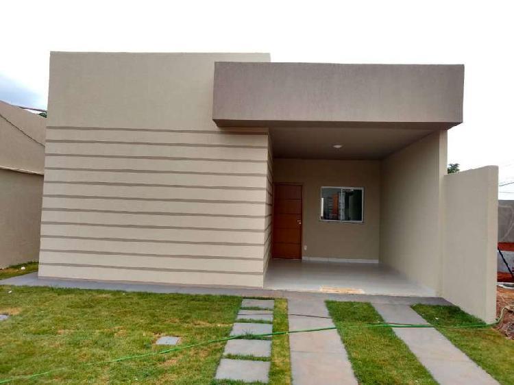 Casa de condomínio para venda possui 88 metros quadrados