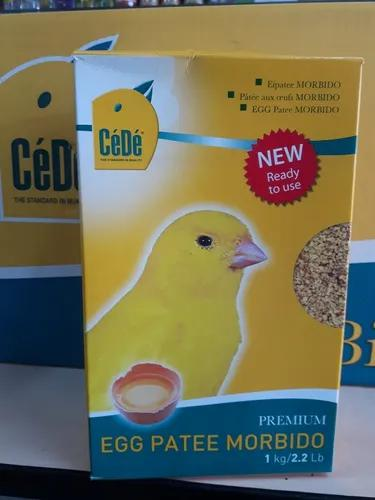 Cede Morbido Egg Patee (Ovos E Mel) 1kg Val: Março 2021