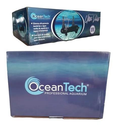 Filtro Esterilizador Uv Ocean Tech 55w - 110v E 220v