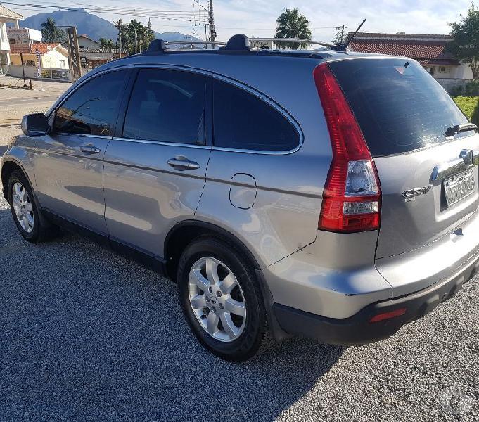 Honda crv exl 2.0 150 cv 4x4 gasolina 4p ano 2008 Teto Solar