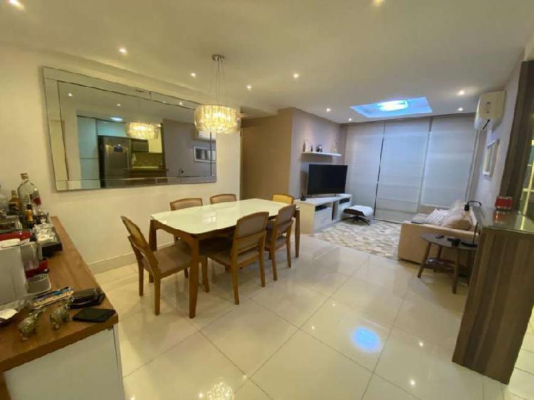 Impecável apartamento pronto para você entrar e morar!