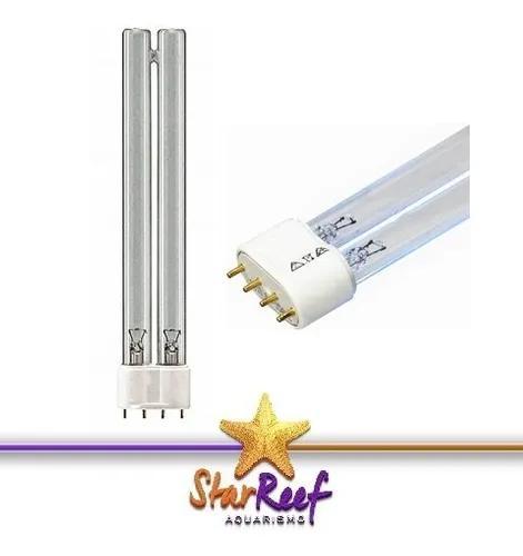 Lampada Uv Pl-l 18w 4 Pinos Ocean Tech - Para Filtros
