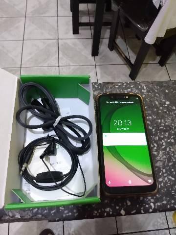 Moto G7 Play Azul 32GB c/caixa e acessórios / entrego