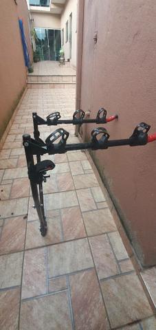 Suporte para transportar bike (transbike) transporta 3 bike