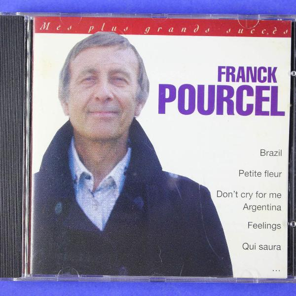 cd . frank pourcel . mes plus grands sucesès