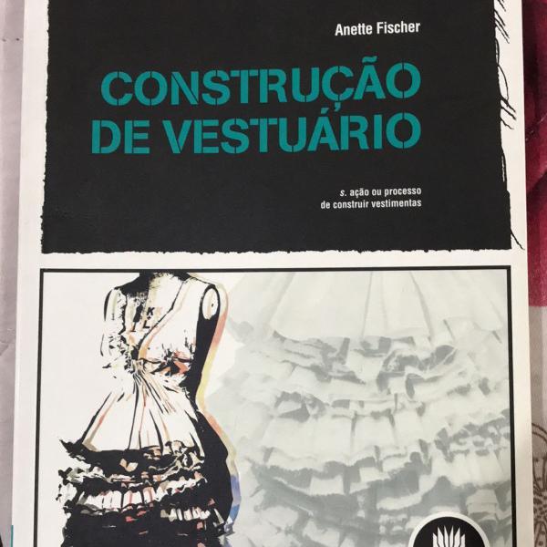 livro construção de vestuário