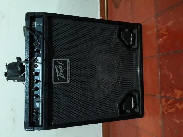 Amplificador combo para contrabaixo Peavey 115
