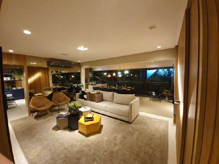 Apartamento, 3 dorms, 1 suítes ou suítes, 2 vagas +