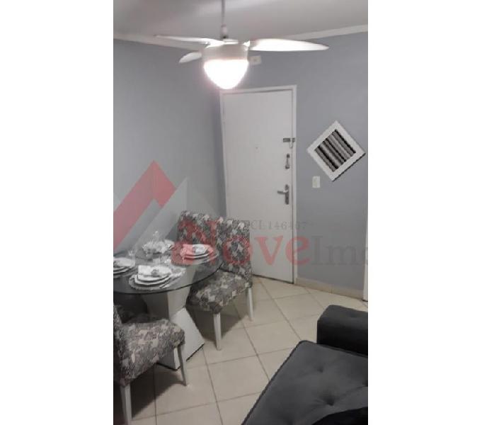 Apartamento de 03 dorm cod 1326 na Vila Antartica em PG-SP.