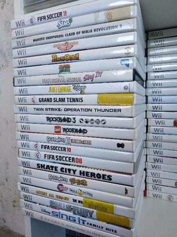 Jogos de Nintendo Wii originais