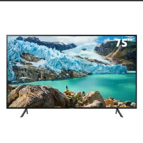 Vende-se Smart tv led75'' uhd 4K Samsung 75RU7100 - somente