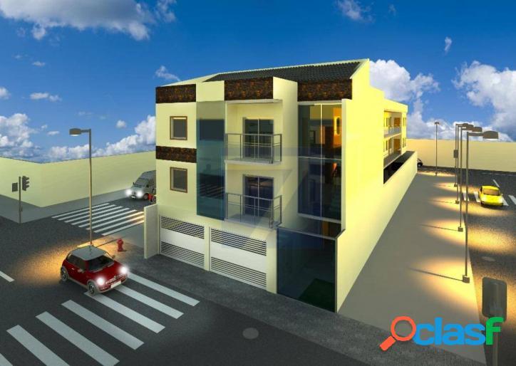 Apartamento com 2 dormitórios à venda, 40 m² Vila