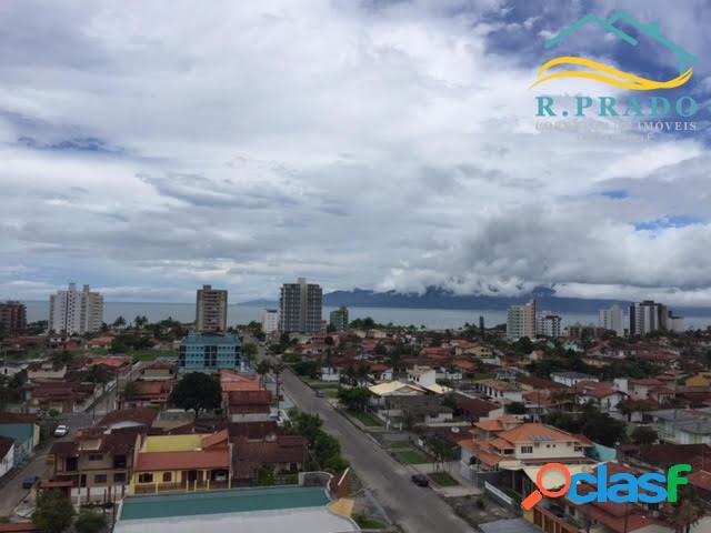 Apartamento com vista para o mar em Caraguatatuba