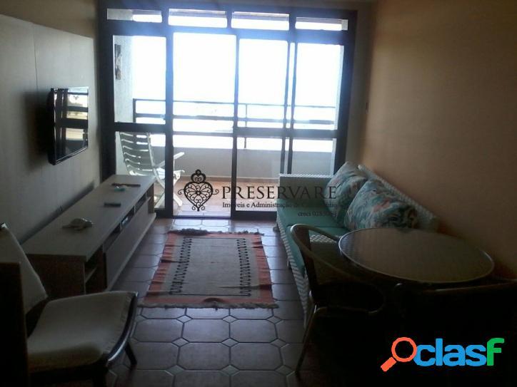 Apartamento em frente à Praia Massaguaçu