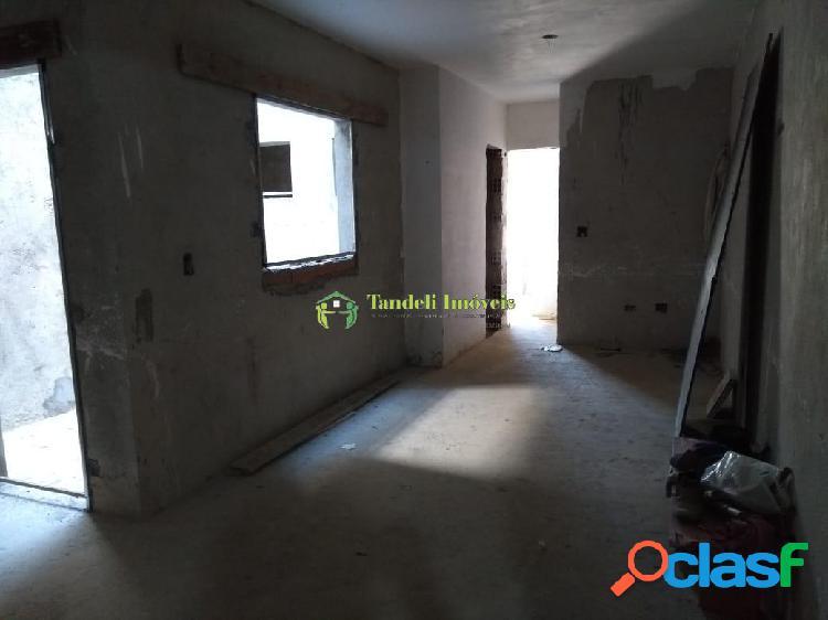 Apartamento sem condomínio, 56 m² - 2 dormitórios,