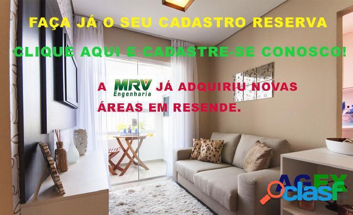 Cadastre-se para o próximo lançamento da MRV em Resende!