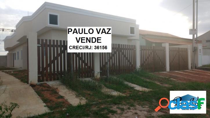 Casas Novas Araruama RJ Fazendinha 2 Quartos Oportunidade R$