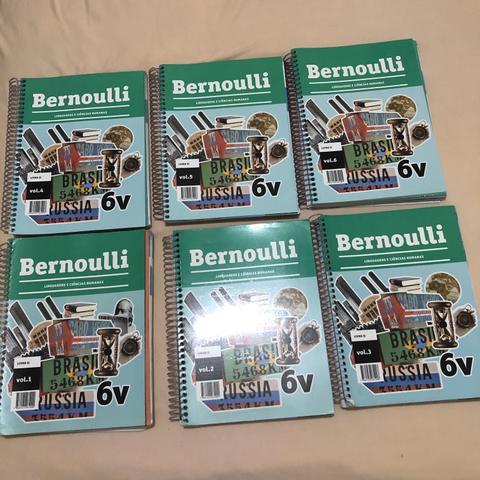 Coleção Bernoulli 6V ENEM/Vestibular Completa
