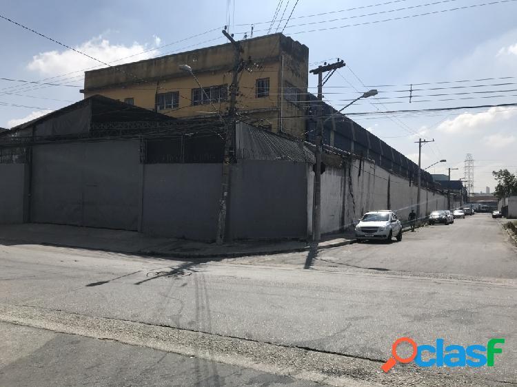Galpão Vila Guilherme 2.200 m²
