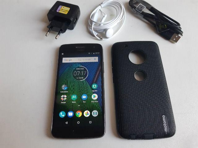 Moto G5 Plus TV XT1683 Platinum com 32GB, Tela 5.2'', Dual