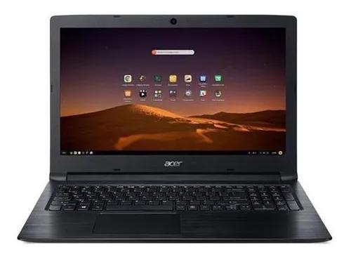 Notebook Acer Aspire 3, Intel Core I3-6006u, 4gb, 1tb, Linux