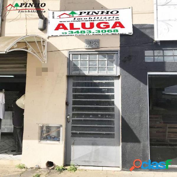 Salas comerciais (Parte Superior) localizadas no Bairro São