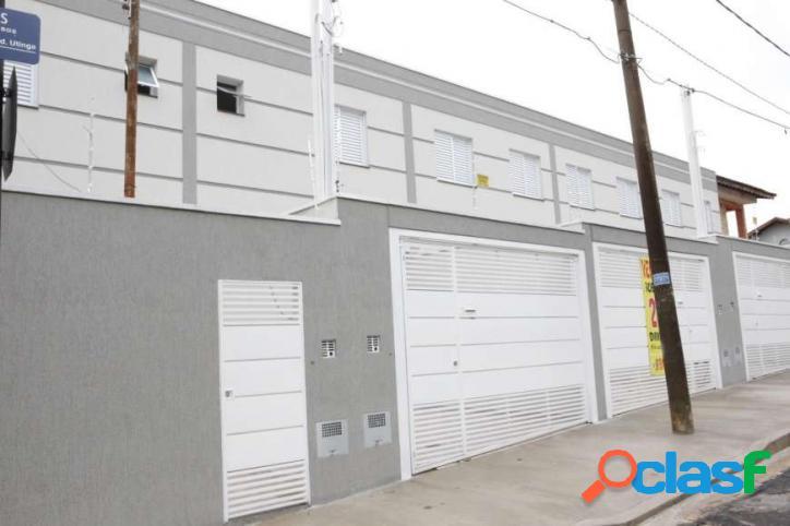 Santo Andre Sobrado com 3 Quartos à Venda, 67 m² por R$