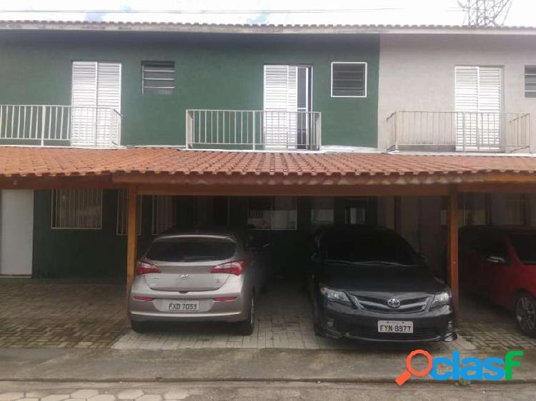 Sobrado com 2 Quartos à Venda, 72 m² - POÁ - SP