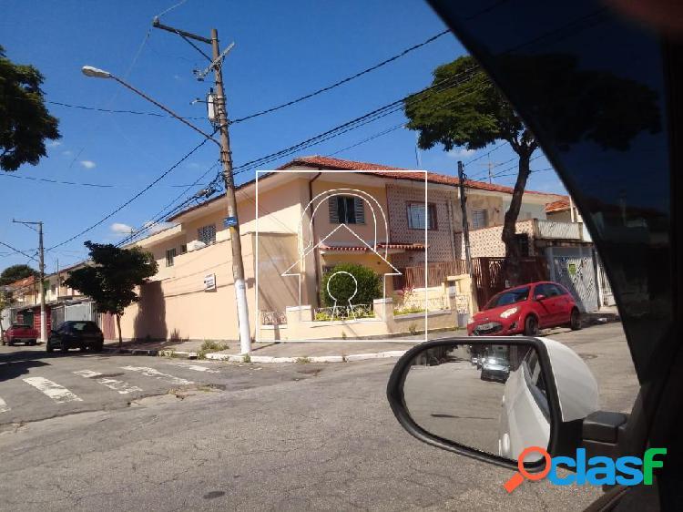 Sobrado de esquina à venda na Vila Guilherme com 110m²