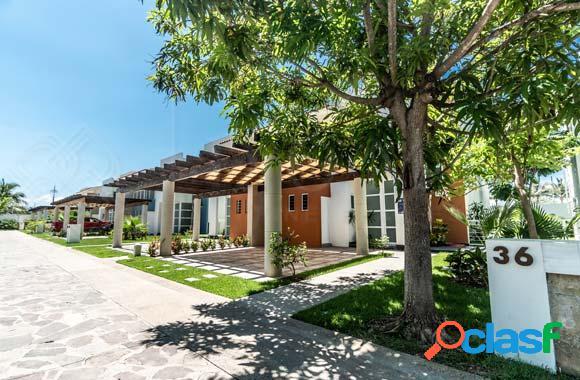 Villa 36 Real Nuevo Vallarta con la más alta calidad de