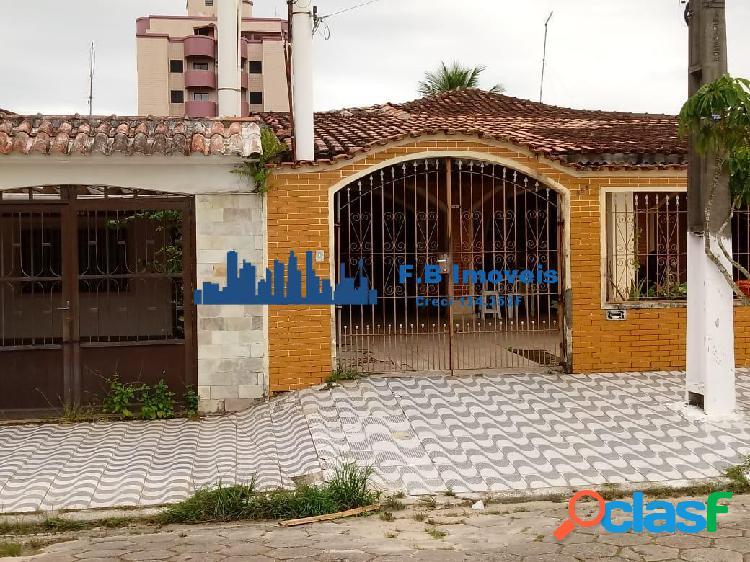 Ótima Casa 3 Dorms 1 Suíte 3 Vagas Vila Caiçara