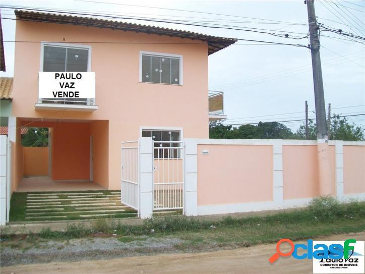 Ótimo Duplex Araruama RJ Areal 3 Quartos Sendo 3 Suítes R$