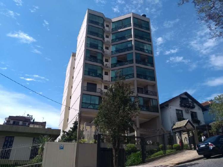 Apartamento a venda com 122 m², 03 quartos e 02 vagas, no