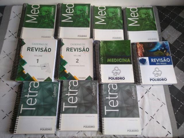 Apostilas Poliedro Kit Preparação Enem + Vestibular