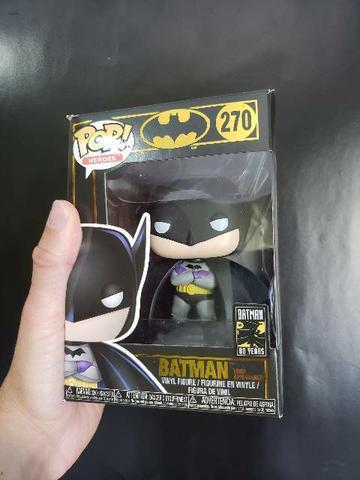 Boneco Funko Pop Batman #270 - Original