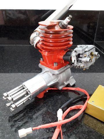 Motor Kroma 50cc Redhead Aeromodelo Gasolina