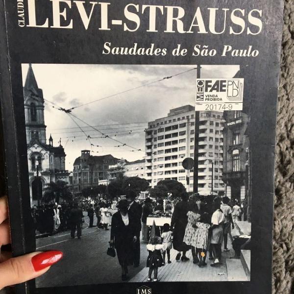 Saudades de São Paulo
