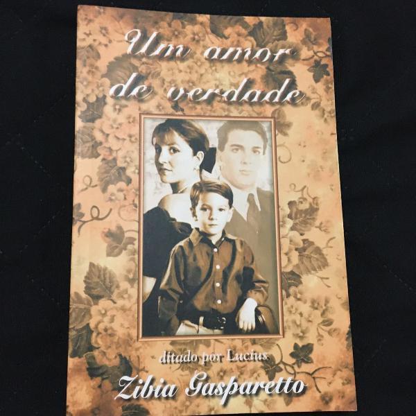 livro zíbia - um amor de verdade