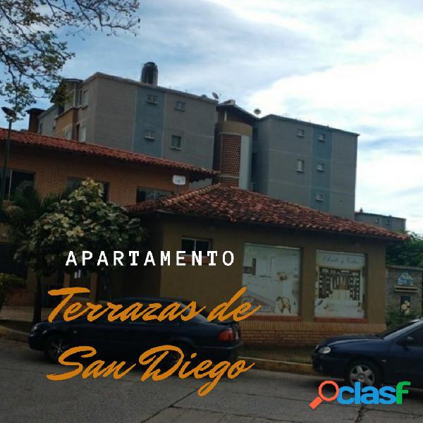 Alquiler de Apartamento en Terrazas de San Diego. 62,23