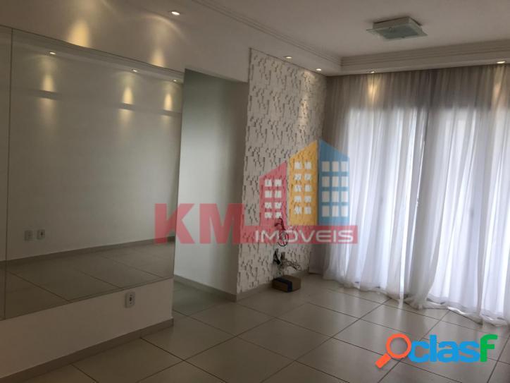 Aluga-se lindo apartamento semi mobiliado no Rubens Pinto